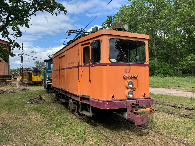 Hannover TW 801 – Kurvenschmierwagen