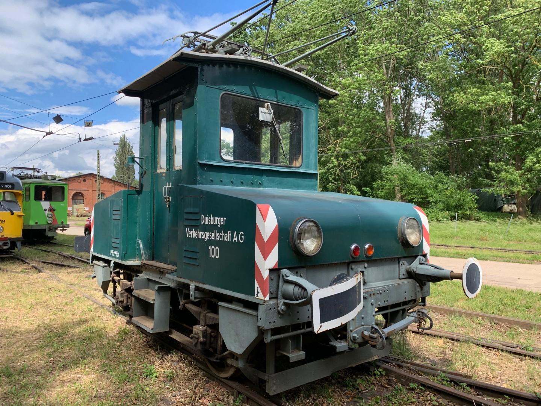 Duisburg Lok 100