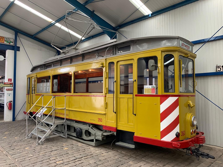 Kiel TW 350 – Lehrwagen