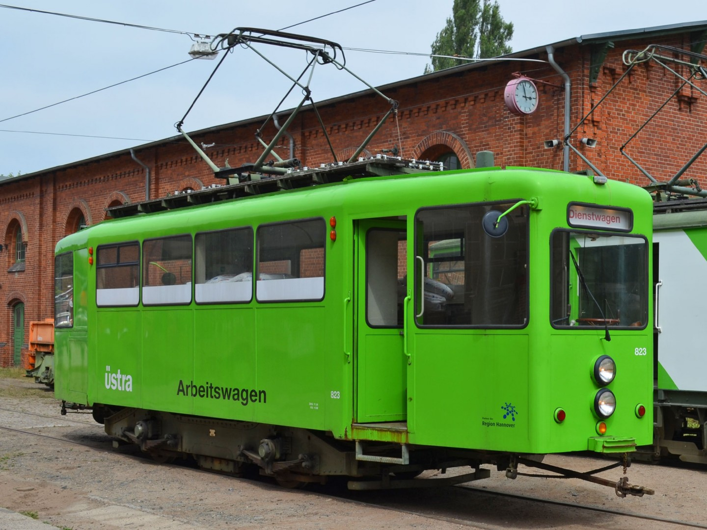 Hannover ATW 823