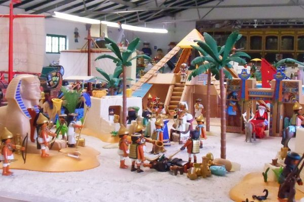 PLAYMOBIL-Ausstellung im HSM